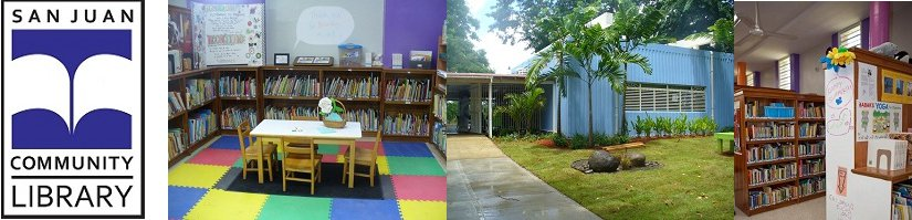 San Juan Community Library in Puerto Rico